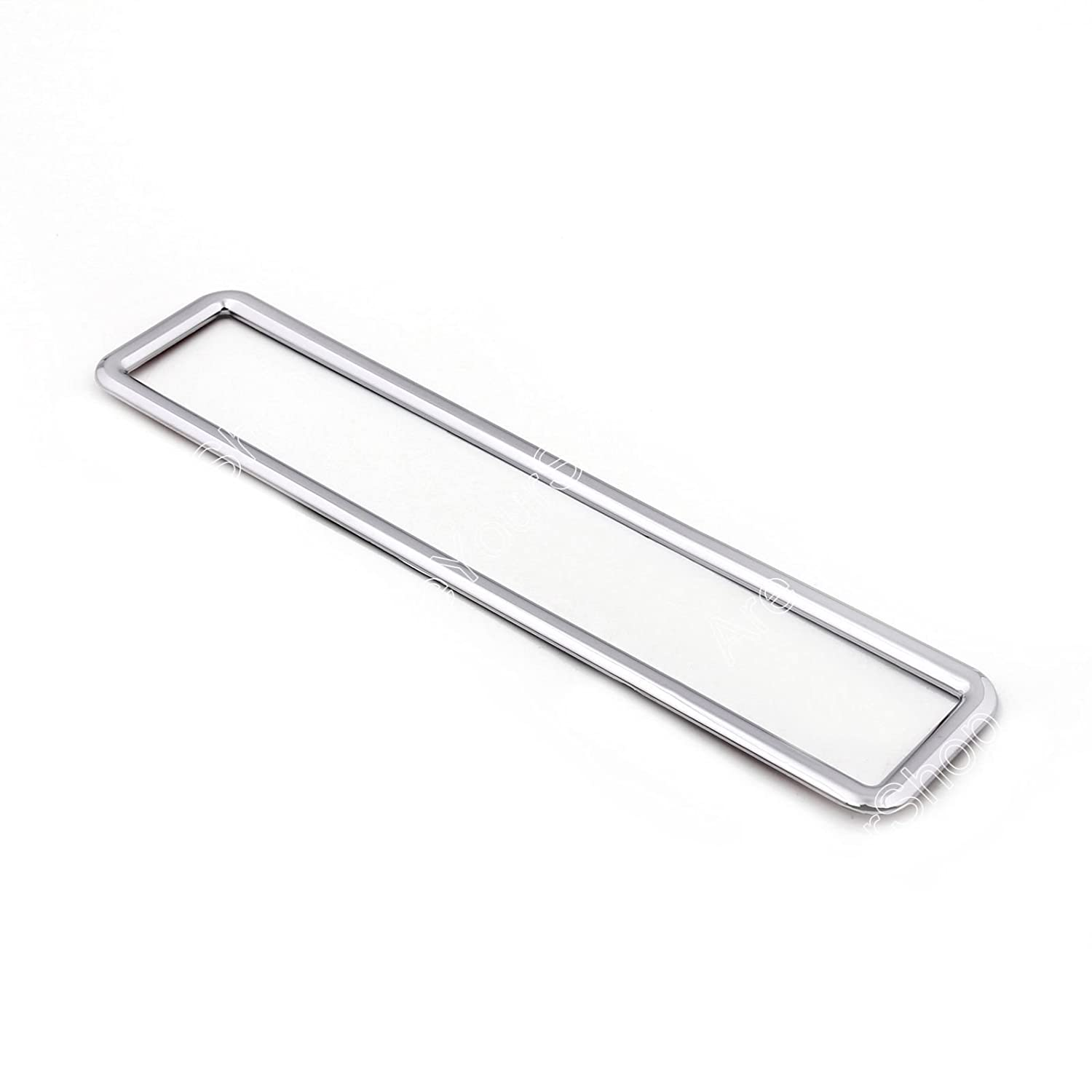 buy ast works chrome emergency light switch cover frame trim for  buy ast works chrome emergency light switch cover frame trim for jeep wrangler 2011 2015 bs5 online at low prices in india amazon in