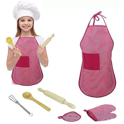 Cocinar 1set niños del cocinero juguete y hornear Conjunto ...