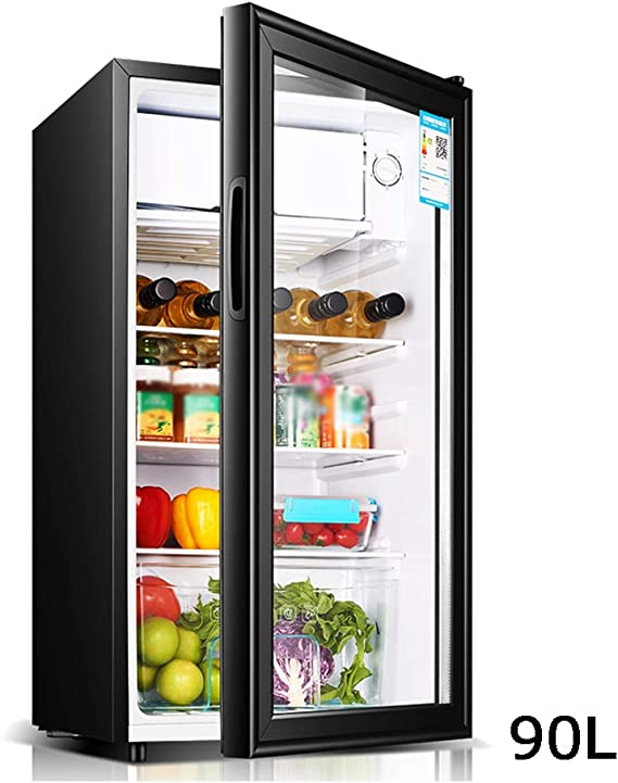 Car refrigerator Frigorifico Vino 90l Negro PequeñO Mini ...