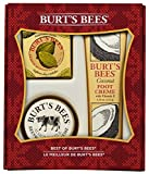 Burts Bees Cuticle Cream Burt's Bees Best of Burt's Holiday Gift Set, 3 Products in Gift Box