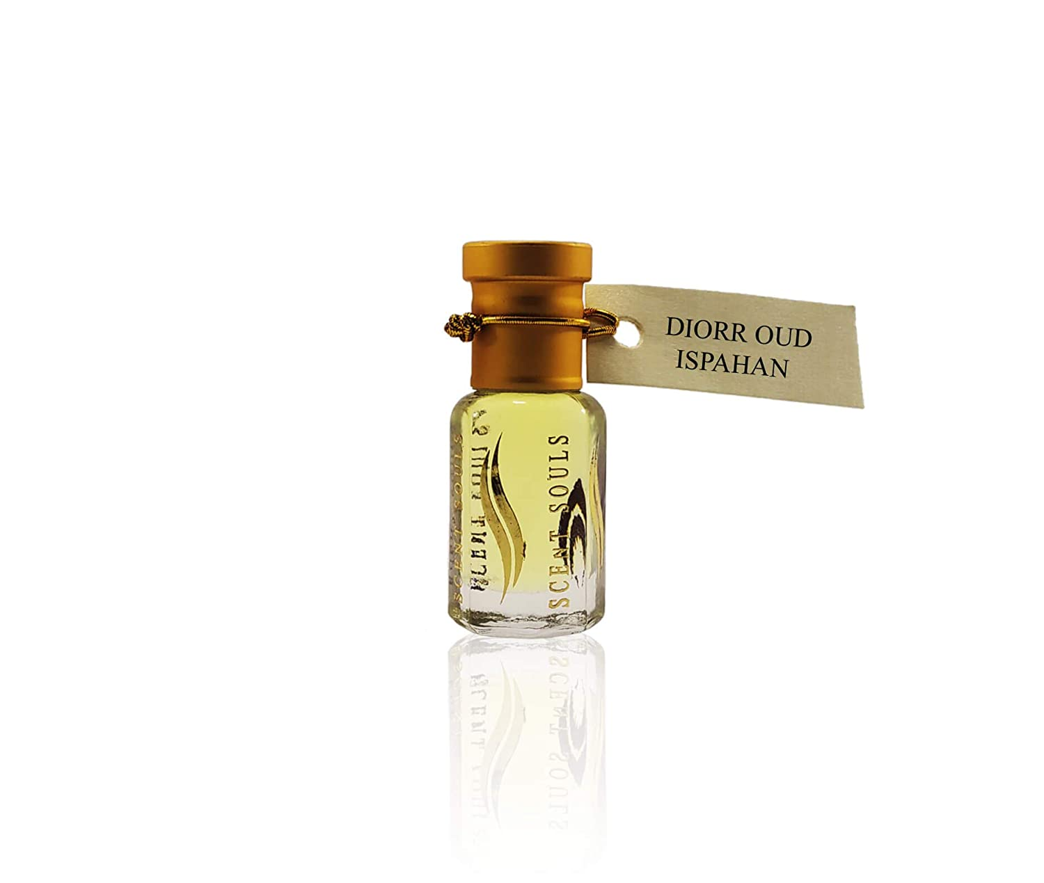 a85c959e Scent Souls Diorr Oud Ispahan Perfume/Fragrance Oil Roll-on Attar for Men  and Women , 6 ml