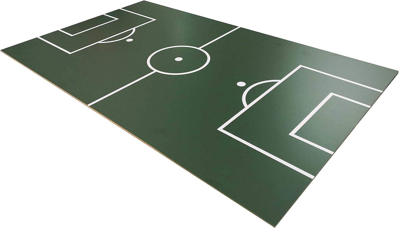 FUTBOLINMADRID.COM Campo de Futbolín (115 x 68 cm): Amazon.es ...