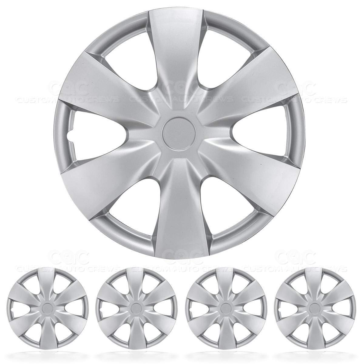 IWCC2029R Part Number Set of 4 Replacement Aftermarket Center Caps Hub Cover Fits 15x7 Inch Steel Wheel