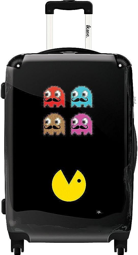 Ikase Hardside Spinner Luggage Pacman