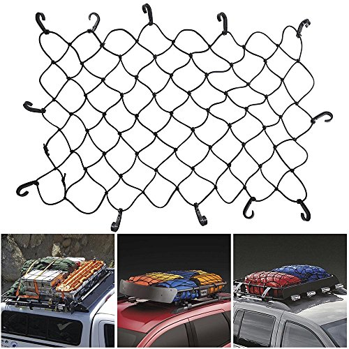 jeep cargo netting - 4