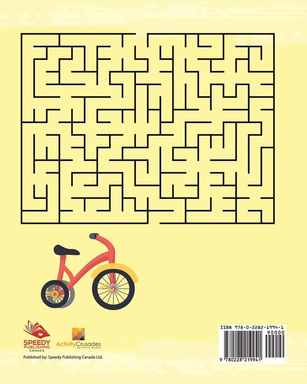 Juegos De Bicicleta : Laberintos Para Niños: Amazon.es: Crusades ...