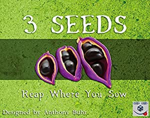 Chara Games Game-3 Seeds: Reap Where You Sow