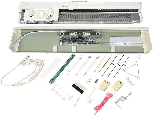 Qinlorgo Kit de máquina de Coser SK840, máquina de Tejer ...