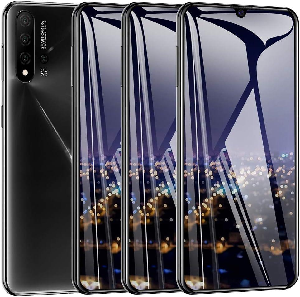 Smartphone n5pro de 6,3 Pulgadas HD de 10 núcleos, 8 GB + 256 GB ...