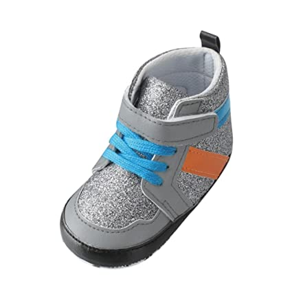 df50c045fbcc5 Amazon.com: Baby Sneakers Girls,Amiley New Pachwork Infant Toddler ...