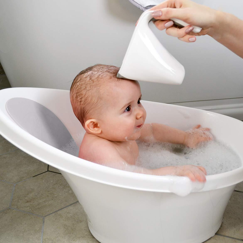 Beaba - shnuggle bañera, color blanco: Amazon.es: Bebé