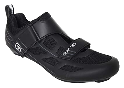 6ba83b04f6b00f Image Unavailable. Image not available for. Color: Gavin Triathlon/Road  Mesh Cycling Shoes Mens Womens