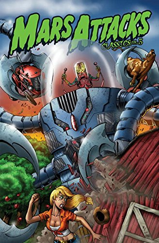 Mars Attacks Classics Volume 3