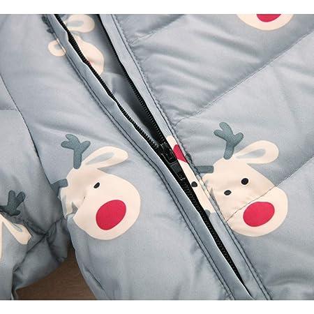 Bébé Combinaison de Neige Hiver Duvet Barboteuses à Capuche avec Gants et Chaussons  Noël Ensemble de vêtements Rouge 6-9 Mois  Amazon.fr  Bébés   ... 429507a79bb