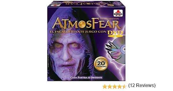 Educa Borrás 15120 - Atmosfear DVD 20 Aniversario: Amazon.es: Juguetes y juegos