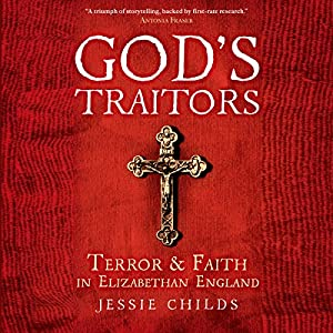 God's Traitors Audiobook