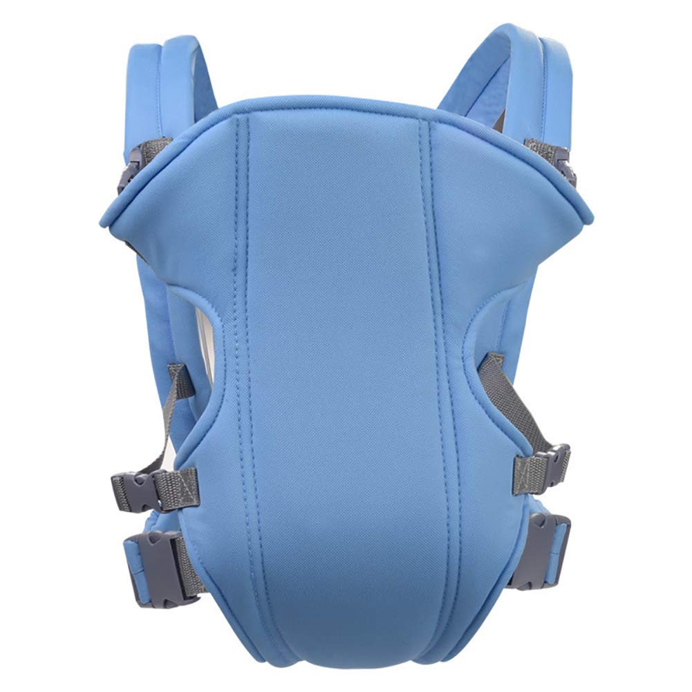 Multifunction Baby Carrier, Backpacks, Ergonomic Soft Breathable Infant Carry, Adjustable Safe Baby Carrier Comfortable for All Season Newborn, Infant & Toddler CYYEBD01 (Purple)