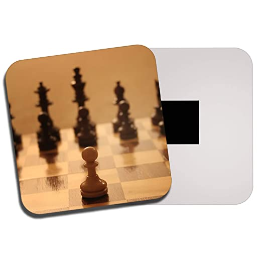 Tablero de ajedrez DestinationVinyl Imán - Juego Hipoteca ...