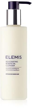 ELEMIS Rehydrating Rosepetal Cleanser- Nourishing Cleansing Milk, 6.7 Fl.Oz.