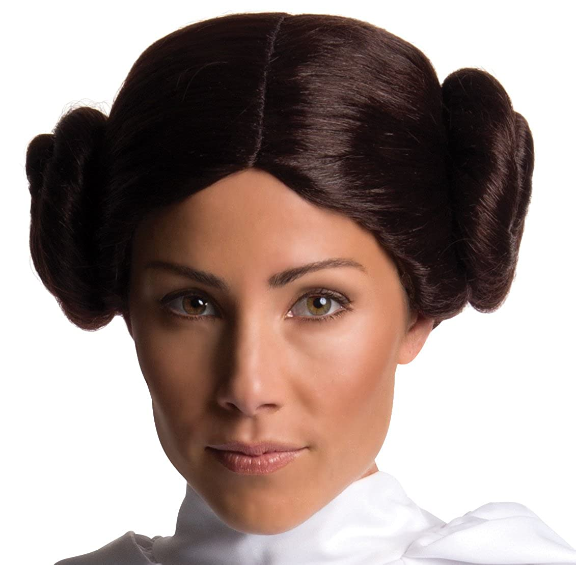 Secret Wishes Adult Star Wars Princess Leia Costume Wig 33630