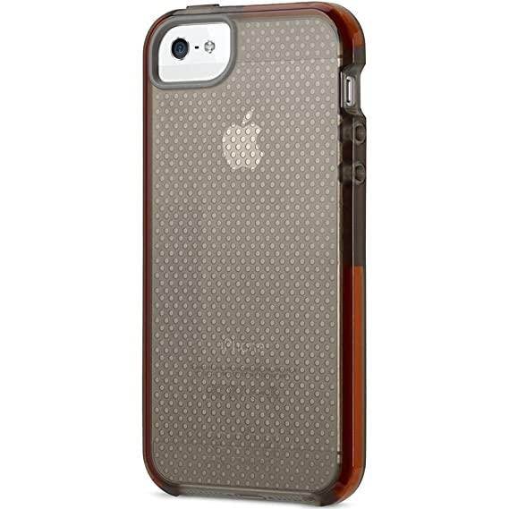 sports shoes fefd9 1d2b4 Amazon.com: Tech 21 Impact Mesh Cell Phone Case for iPhone 5/5S ...