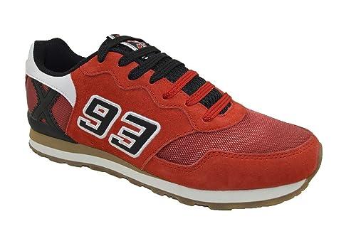 Zapatillas Munich Racer 03 Rojo, Zapatillas Deportivas, Bambas, para niño, Plano de