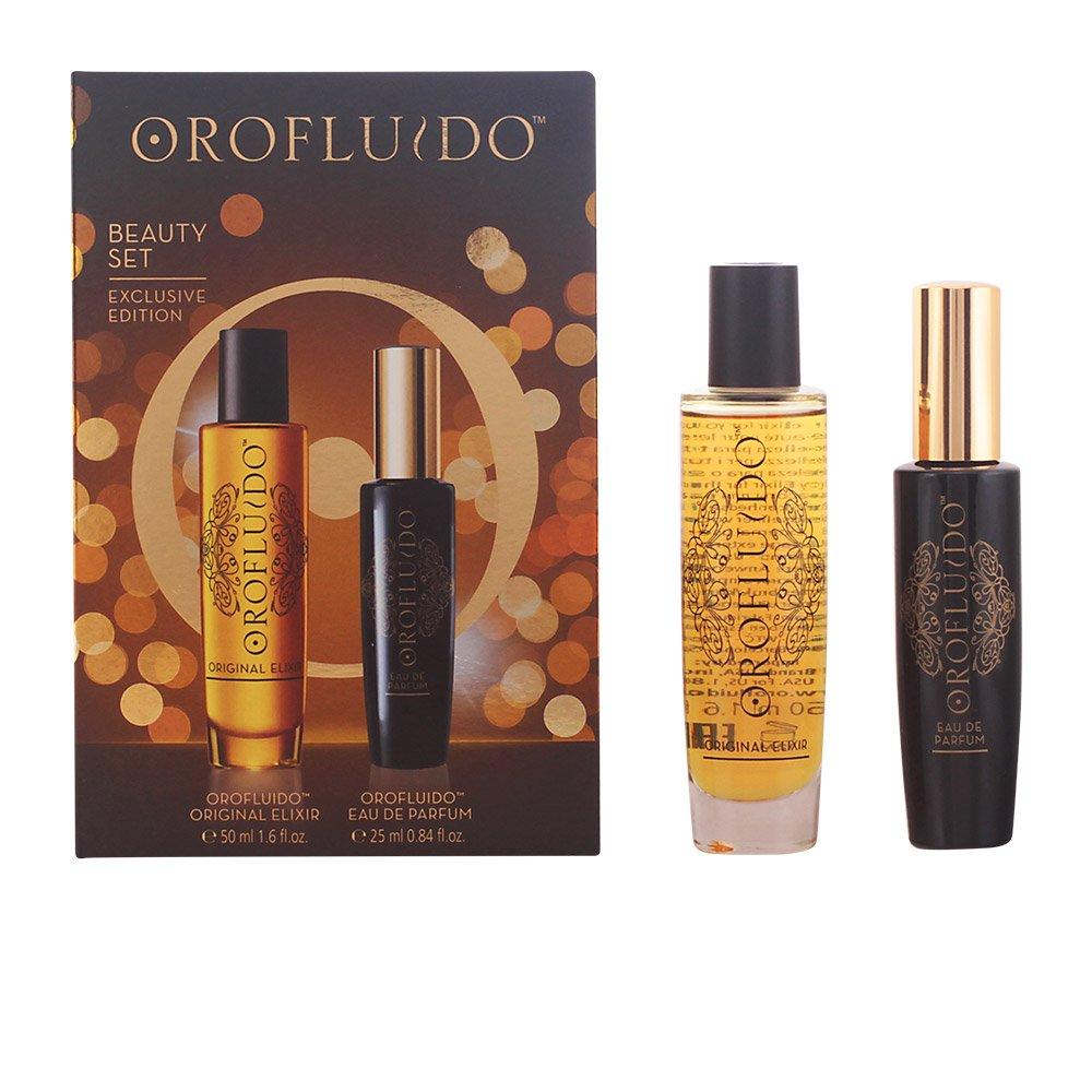 Revlon Orofluido Set Elixir 50 ml + Parfum 25 ml 8432225075662