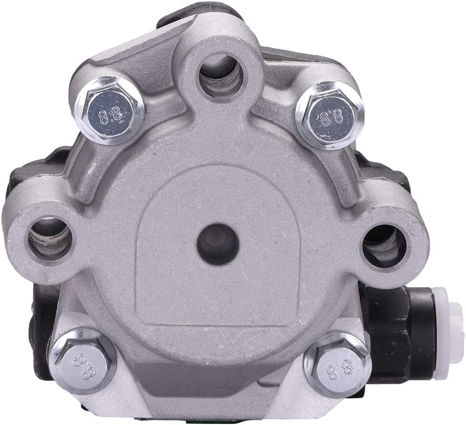 ECCPP 21-5168 Power Steering Pump Power Assist Pump Fit for 1998-2000 Chevrolet Prizm 1998-2000 Toyota Corolla