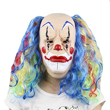 scary masks halloween latex mask adult scary mask Latex Realistic cosplay mascara halloween HYM
