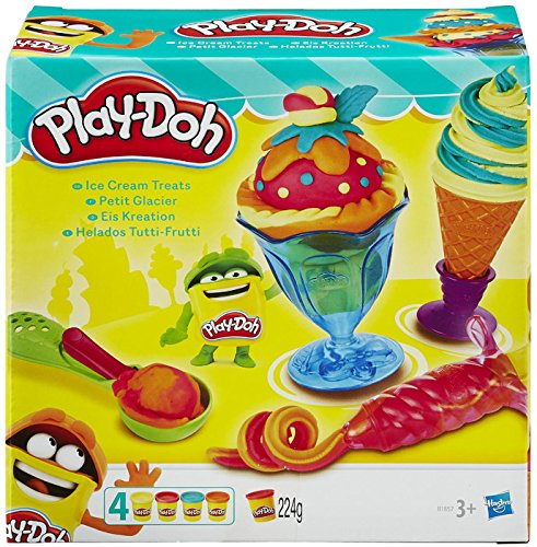 157 opinioni per Play-Doh B1857EU4- Set Sundae