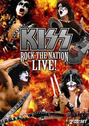 Kiss - Rock the Nation Live by Image Entertainment