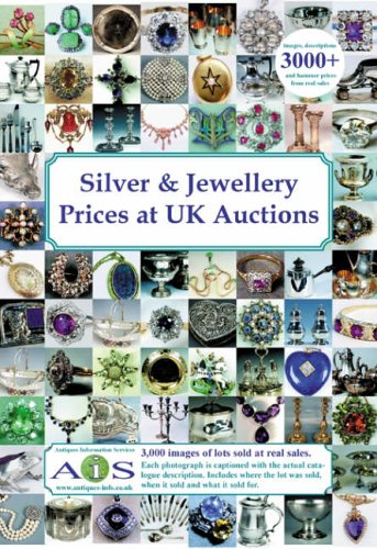 Silver & Jewellery Price at UK Auctions (Silver & Jewellery Prices at UK Auctions)
