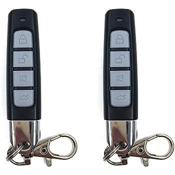 Amazon Com Giwoki Multi Frequency Key Fob 433 868 315 Mhz