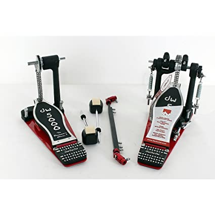 Amazon.com: DW 5000 Series TD4 Turbo Drive Double Bass Drum Pedal Level 2 Regular 888365992587: Musical Instruments