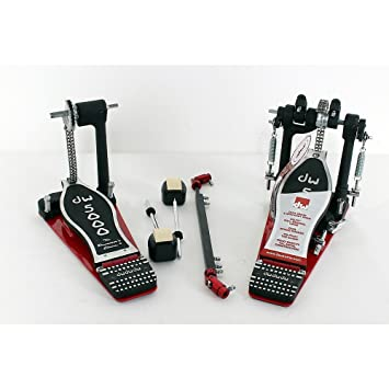 DW 5000 Series TD4 Turbo Drive Double Bass Drum Pedal Level 2 Regular 888365992587