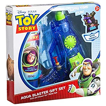 4a0cf447fe5a22 Toy Story Aqua Blaster Bath   Shower Gel Water Gun   Target Bath ...