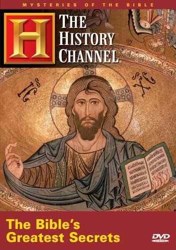 Mysteries of the Bible - The Bible's Greatest Secrets (History Channel) (A&E DVD Archives)