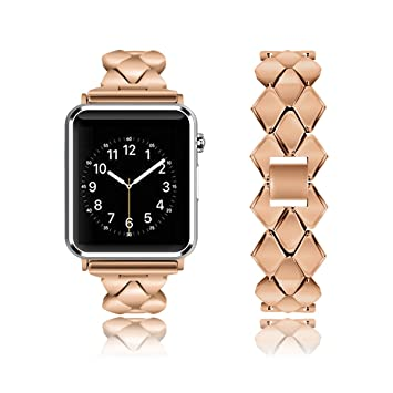 Rockvee Correa de repuesto para Apple Watch Series 3 Series ...
