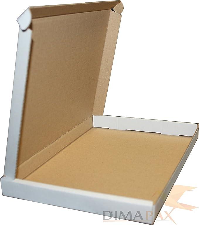 200 Maxibrief Großbrief Kartons Postkarton Briefkarton 320x225x50 DIN A4 TOP