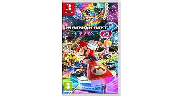 Mario Kart 8 Deluxe (Ws): Amazon.es: Videojuegos