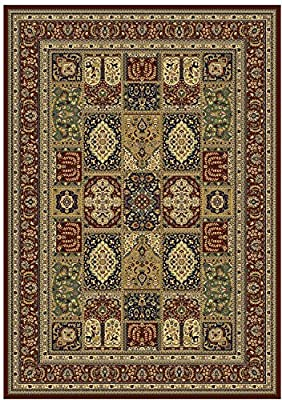 Silk Traditional Turkish Design Rug 8x12 Rug and 5x8 Rug Sizes Area Rugs Ivory Luxury Carpet Floor Area Rugs