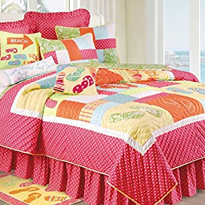 61JJHI1OwFL._SS300_ Coastal Bedding Sets & Beach Bedding Sets