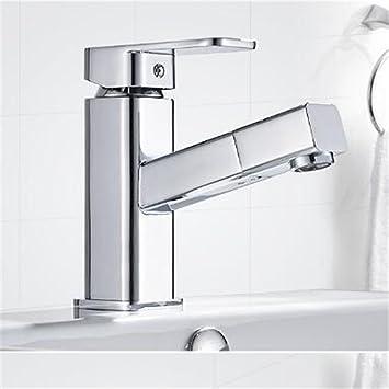 Xc Robinet De Lavabo De Toilette Robinet De Lavabo En Cuivre