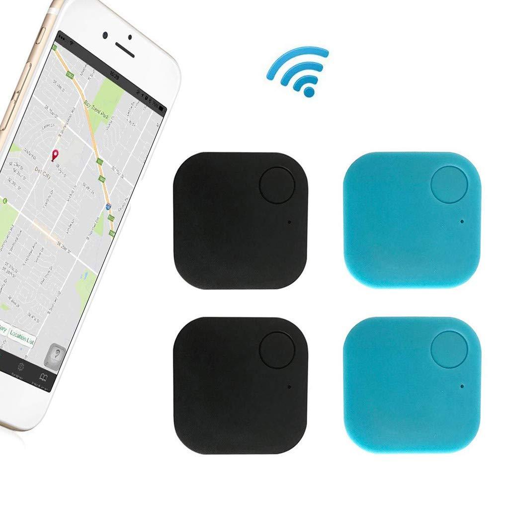 Amazon.com: 6 Pack GPS Tracker Smart Key Finder Locator ...