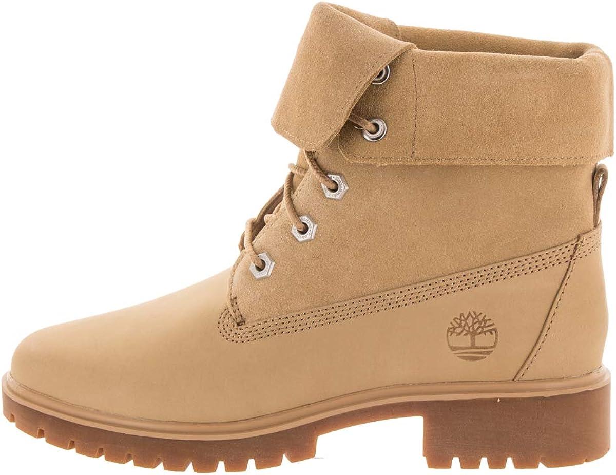 Comunista Confuso Tentáculo  Amazon.com: Timberland Jayne - Botas plegables para mujer, Marrón, 10: Shoes