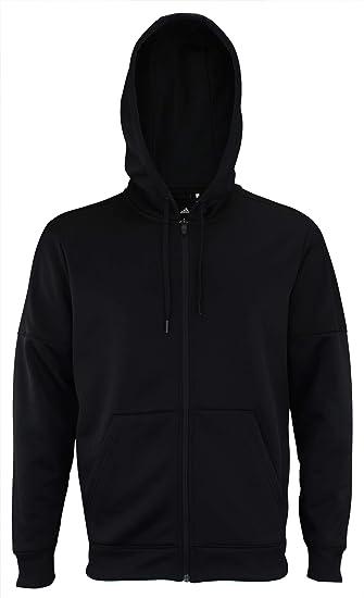 adidas Men's Climawarm Full Zip Performance Fleece Hoodie