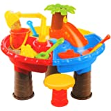 Children Summer Beach Toy Large Baby Play Water Digging Sandglass Play Sand Tool To Have A Unique National Style Bathing & Grooming Baby
