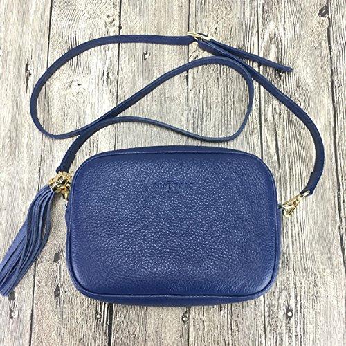 Pochette Cuir Violaine Pochette Bleu Violaine Bleu Cuir Pochette vrPqgFw5v
