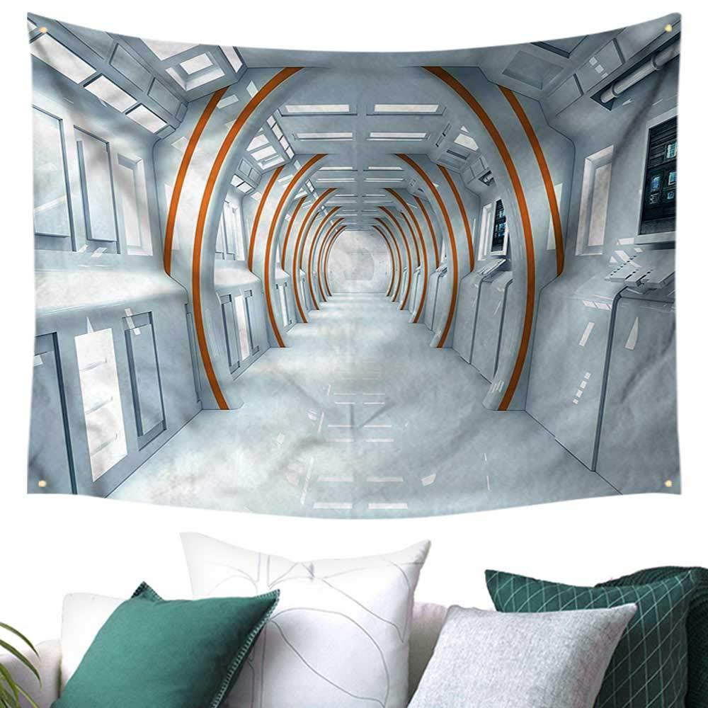 Amazon.com: Fantasy Dormitory Tapiz de arena decorado rojo ...