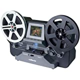 RENTAL Reflecta Super 8 Regular 8 Scanner (Hire for one week, NOT a purchase) digitize Super 8 films, incl. Video tutorial and SD card, max diameter: 12.7cm